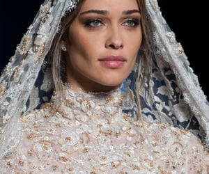 Ana Beatriz Barros, beauty, and Couture image