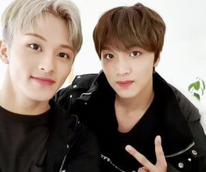 kpop, haechan, and mark image