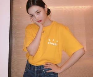 korean, style, and tshirt image