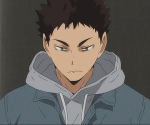 anime, iwa, and haikyu image