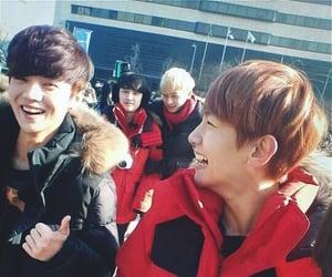 exo, luhan, and baekhyun image