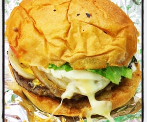 cheeseburger, San Antonio, and Texas image