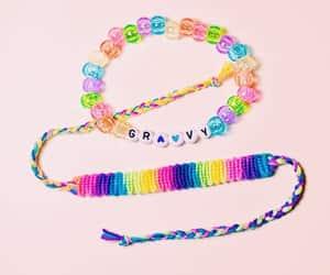 arm candy, boho, and bracelet image
