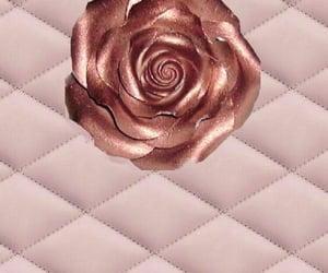 flower, glitter, and wallpaper image
