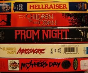alone, dark, and movies image