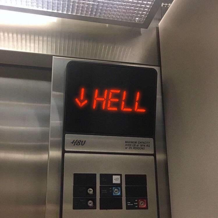 hell, aesthetic, and grunge image