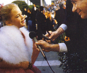 drew barrymore and interview image
