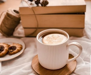 lifestyle, tea, and cozy drinks image