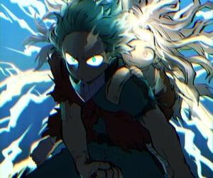 anime, guy, and boku no hero academia image