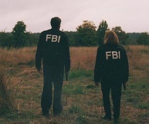 fbi, x-files, and the x files image