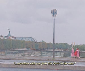 grand palais, paris, and pink image