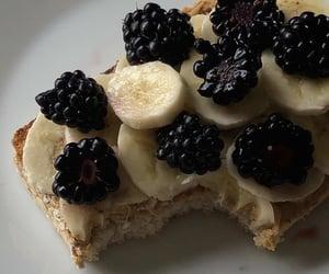 banana, coffee, and dessert image