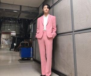 boys, kpop, and pink image