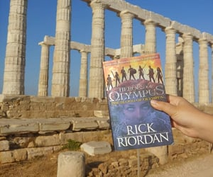 Greece, hoo, and percyjackson image
