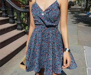 dress and blue dress image