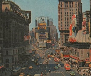 60s, aesthetic, and new york image