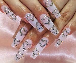 design, gel, and nails image