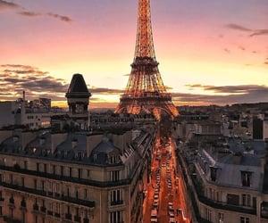 france, paris, and destination image