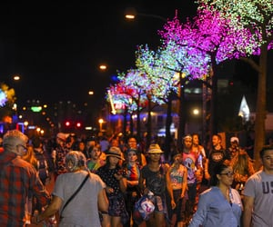 night and fest life image