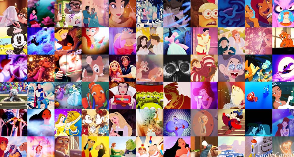 aesthetic, articles, and disney image