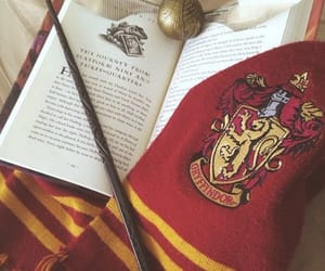 aesthetic, gryffindor, and potter image