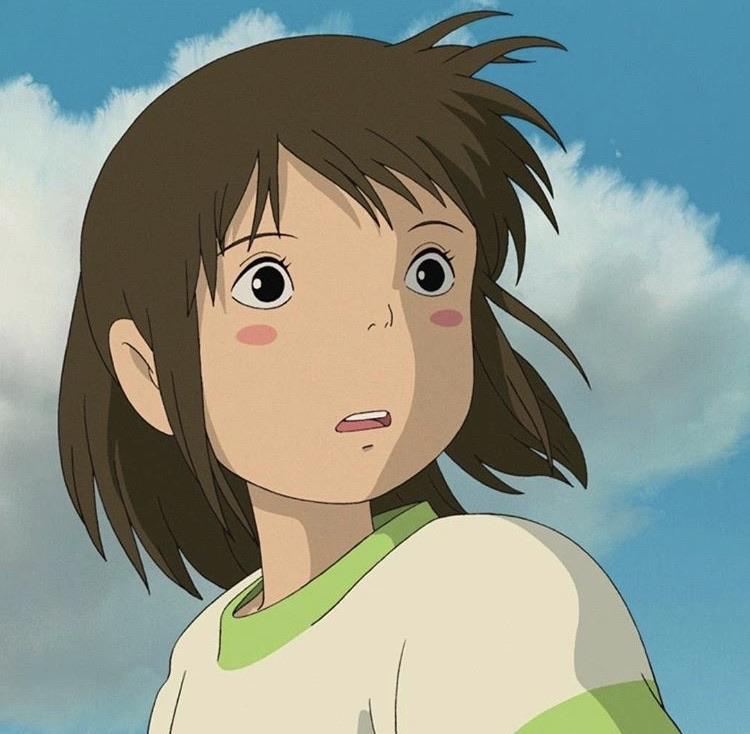 anime and chihiro image