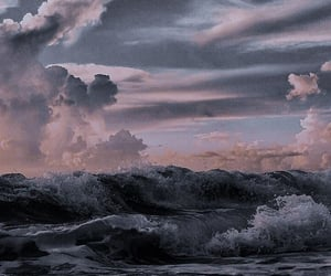 sea, aesthetic, and sky image