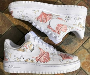 nike, air force, and sneakers image