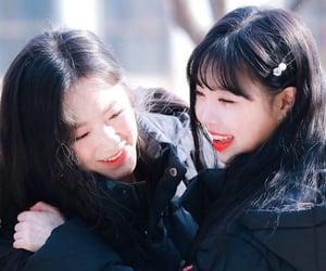 gidle, soojin, and seo soojin image