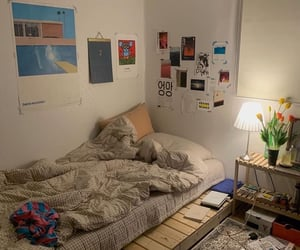 interior, alternative, and bedroom image
