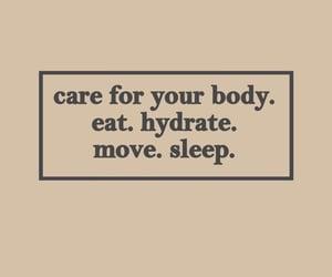quotes, body, and sleep image