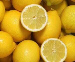 yellow and lemon image