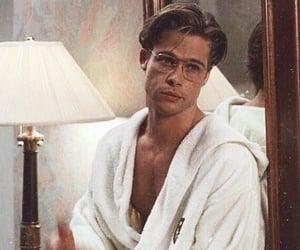 brad pitt, actor, and 90s image