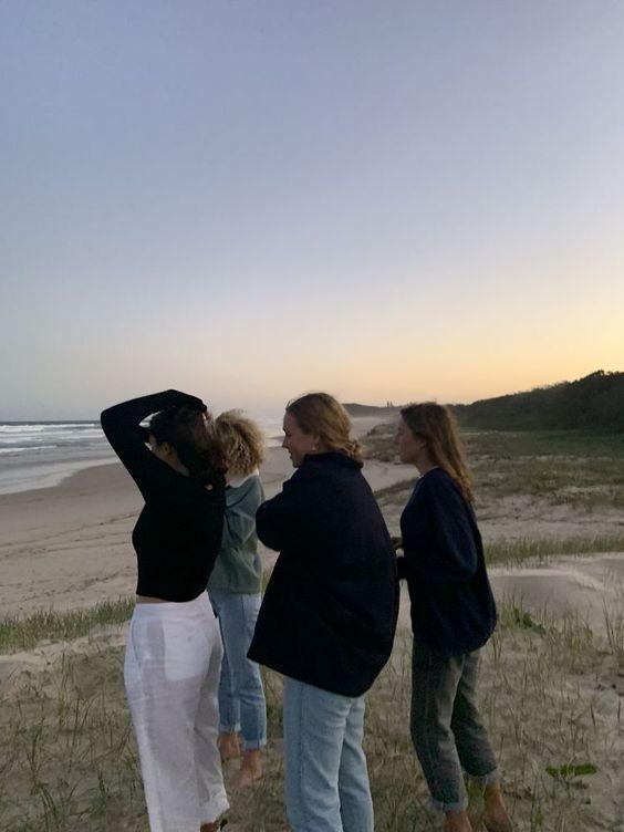 beach, ocean, and summertime image