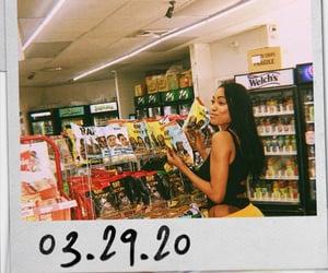 gas station, rapper, and rosegold image