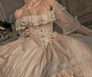 dress, aesthetic, and princess image