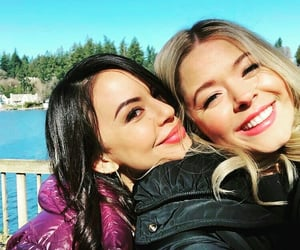 janel parrish, perfectionists, and pll image