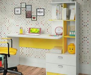 bookcase, organization, and organização image