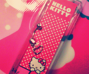 belly button ring, HK, and kawaii image