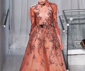 Couture, dress, and Queen image