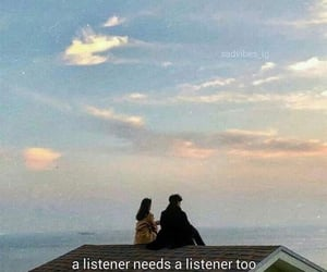 quotes, sky, and listener image