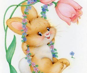 decor, cute, and easter image