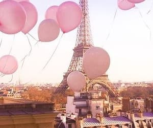 balloons, france, and memories image