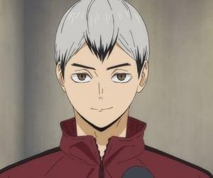 anime, haikyuu, and shinsuke image