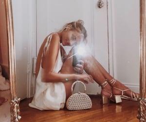 bedroom, cosmetics, and fashion image