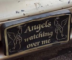 angel, aesthetic, and grunge image