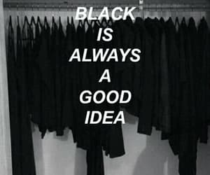 black, love, and clean image