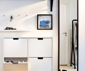 cupboard, entryway, and space image