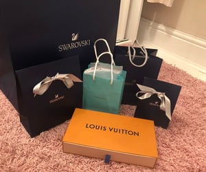 gifts, jewellery, and Louis Vuitton image