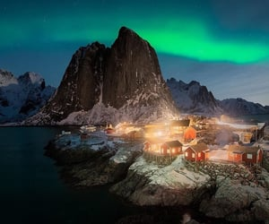 adventure, auroras, and Houses image